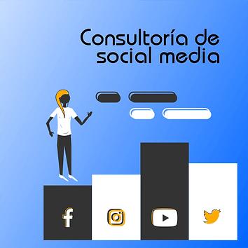 Consultoría de social media