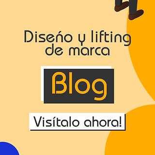 Blog de Diseño de línea gráfica