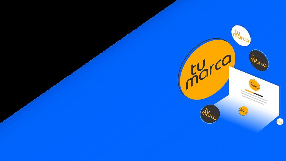 Diseño de avatar de social media marketing