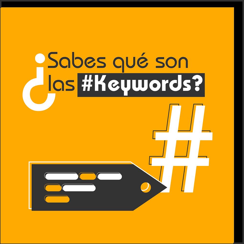 ¿sabes qué son las keywords?