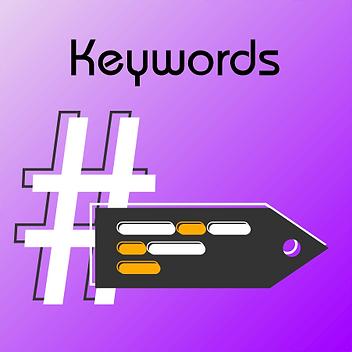 Estudio de palabras clave KeyWords