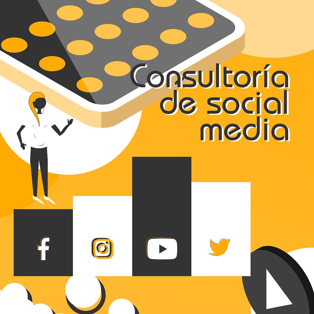 Consultoría de social media para pymes