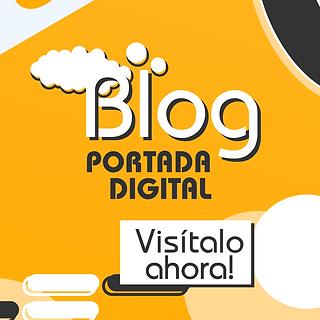 Blog de Diseño de portada digital