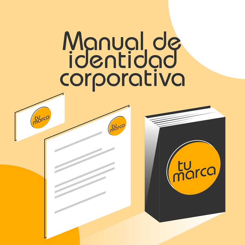 Manual de identidad corporativa o de marca