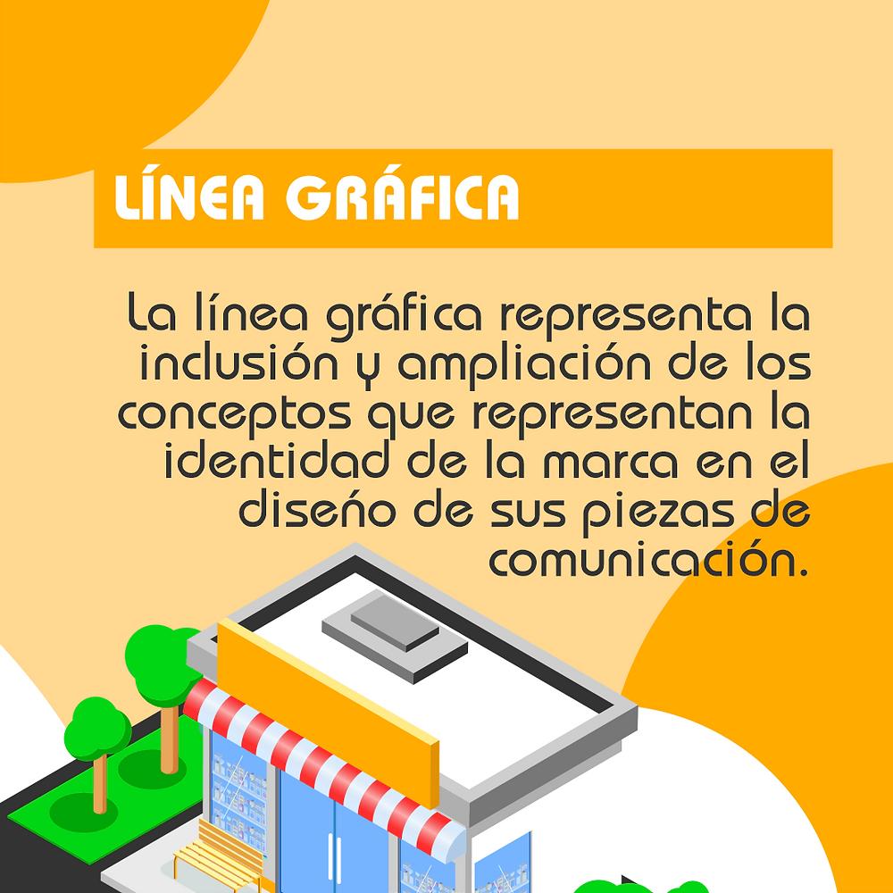 ¿Qué es una Línea gráfica?
