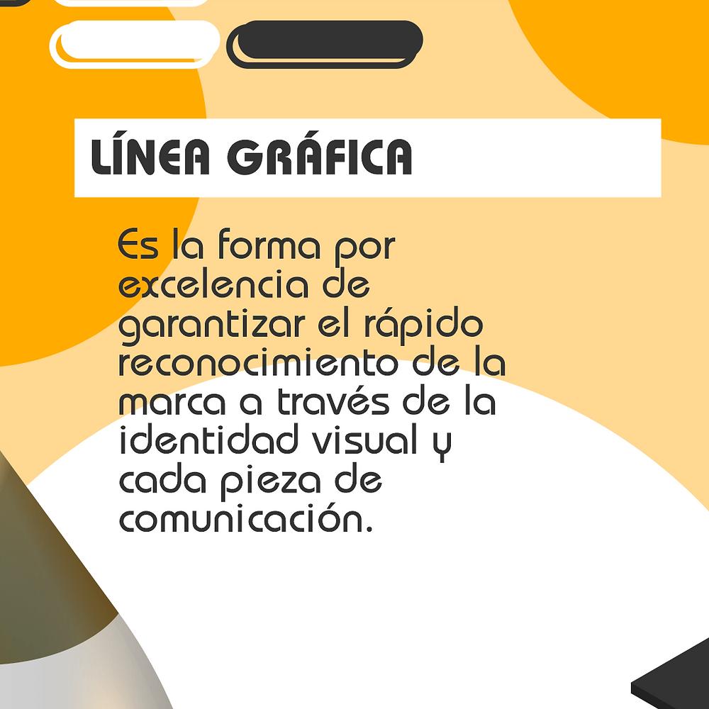Implementar líneas gráficas