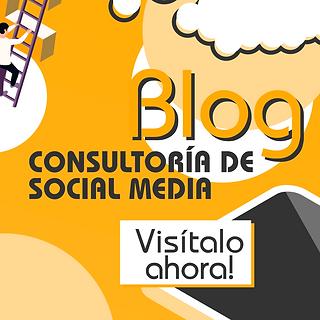 Blog de Consultoría de social media
