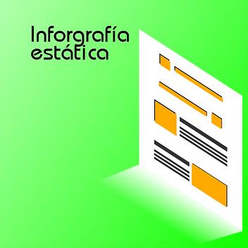 Infografía estática standard