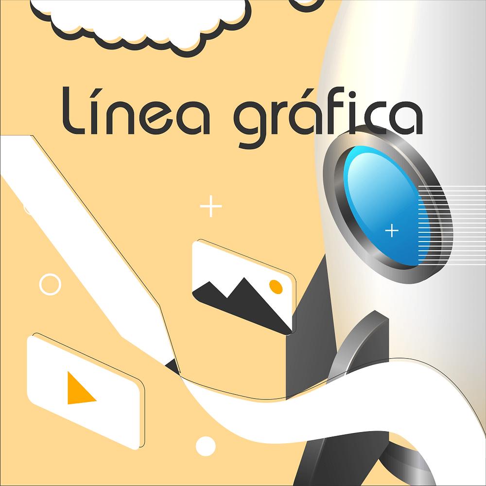 Diseño de línea gráfica