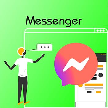 Facebook messenger web chat