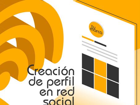 Lineamientos para crear, configurar e integrar una nueva red social para tu marca.