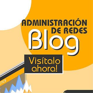 Blog de Administración de Redes sociales