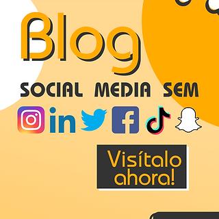 Blog de Social Media SEM