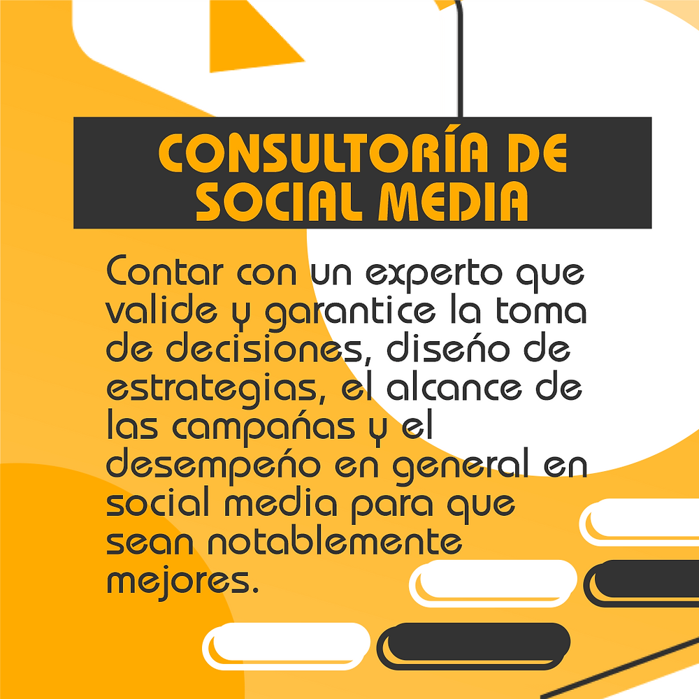 Aspectos clave de la consultoría de social media marketing