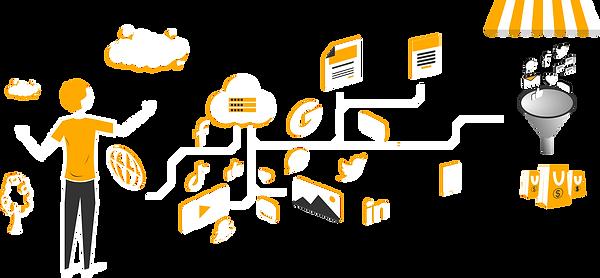 conseguir clientes con comunicación en internet