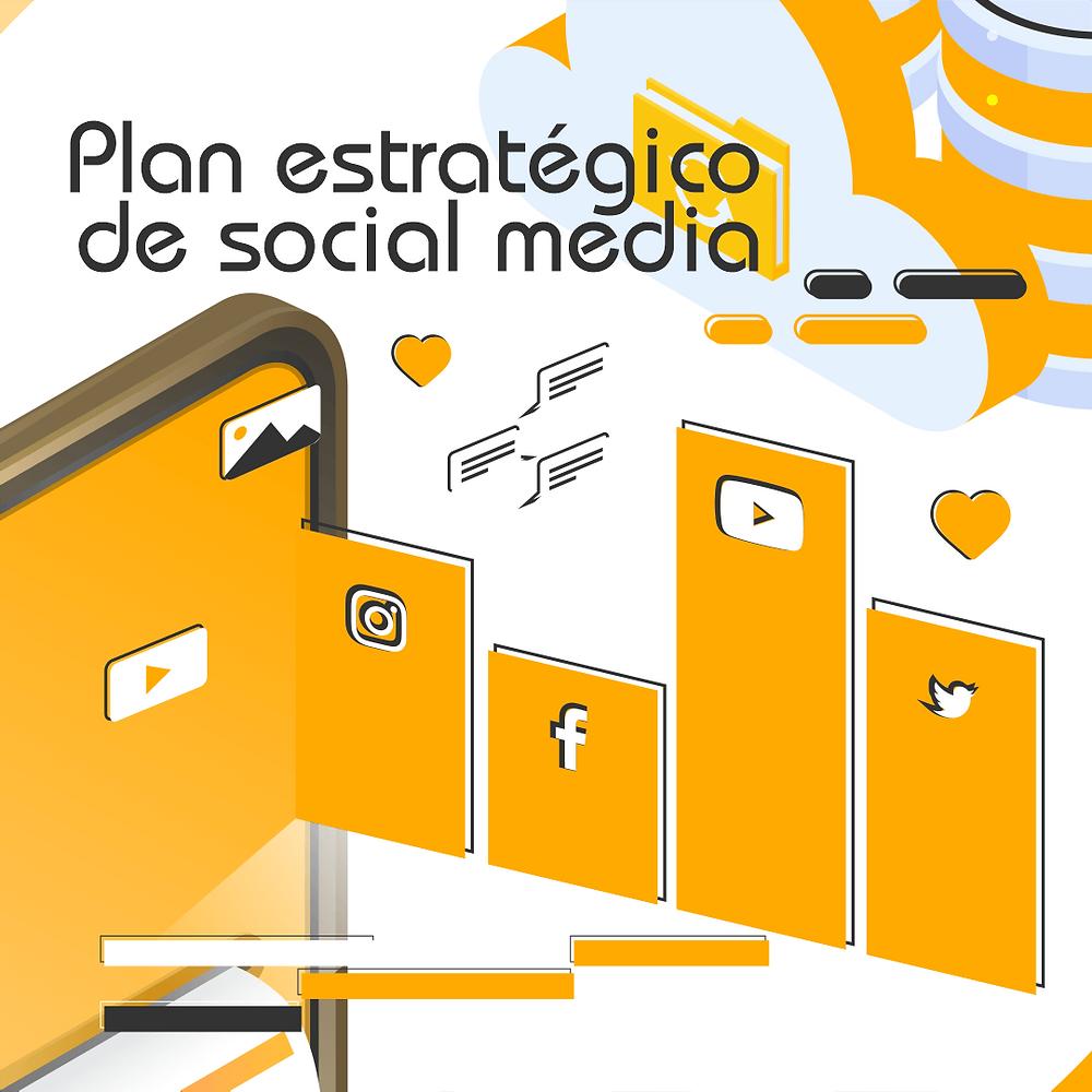 Plan estratégico de Social Media