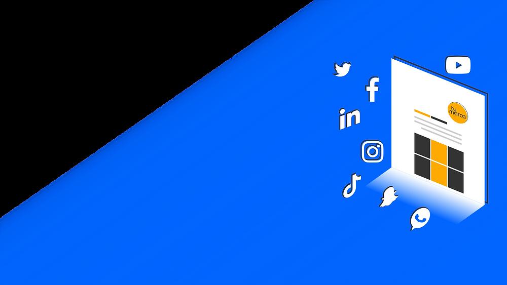 Administración profesional de redes sociales
