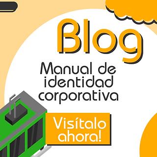 Blog de Manual de identidad corporativa