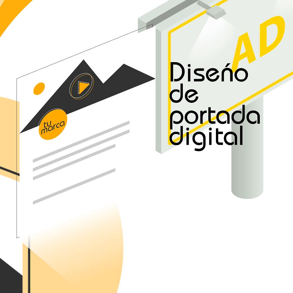 Diseño de portada digital
