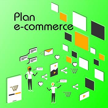 Plan e-commerce