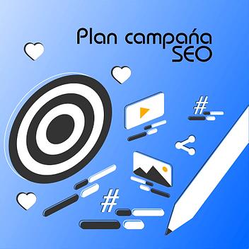 Plan - Campaña SEO