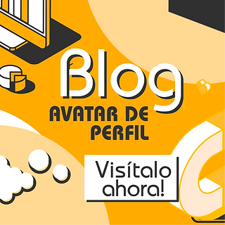 Blog de Diseño de avatar de perfil