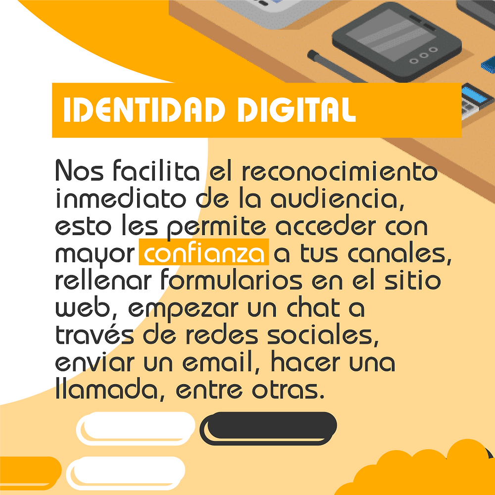 Importancia de la identidad digital
