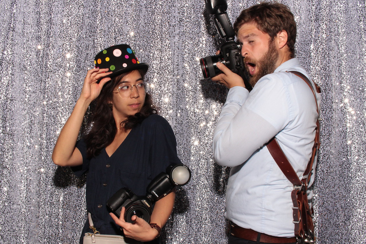 Photographers love our photo booth!