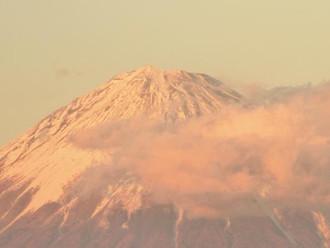 清水港まで行った際に富士山が奇麗でした。