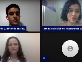 Especialistas do INAO participam do I Simpósio Online Sobre Doenças Cerebrovasculares