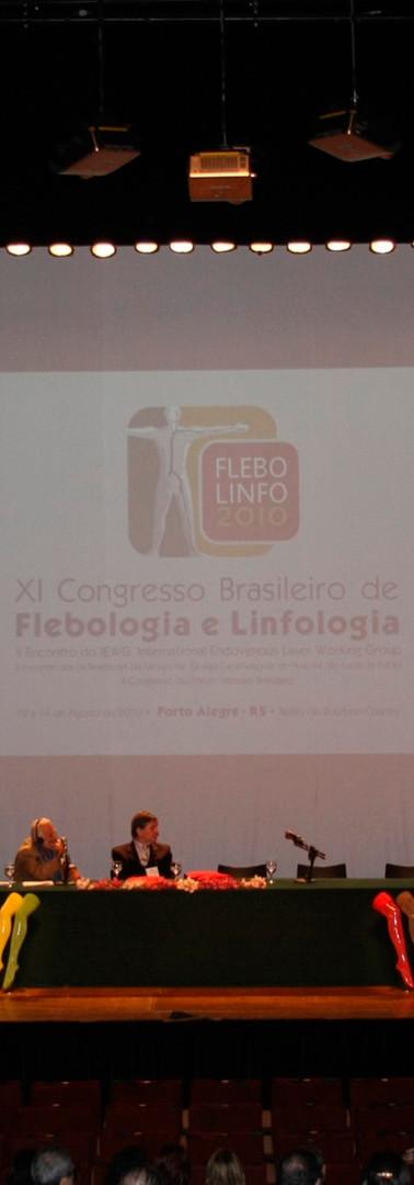 Congresso Brasileiro de Flebologia e Linfologia 2010