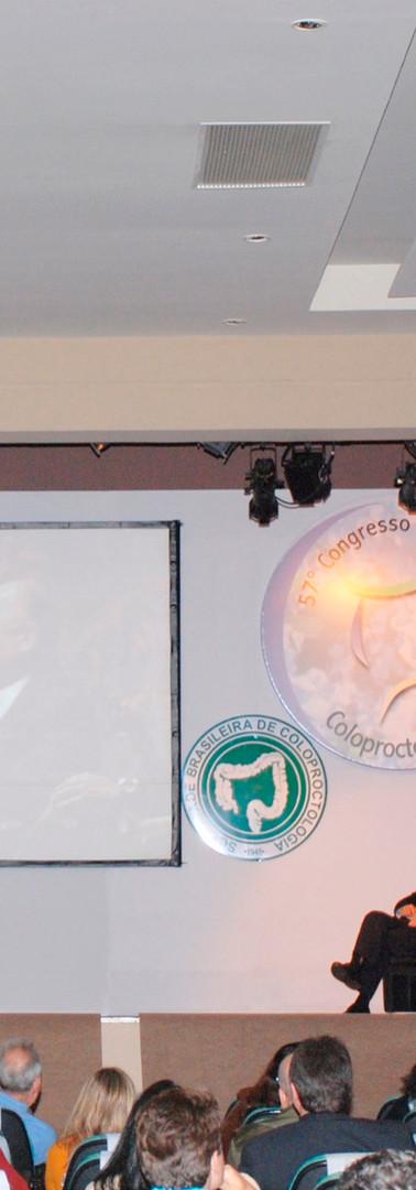 Congresso Brasileiro de Coloproctologia 2018
