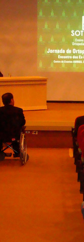 Jornada de Ortopedia e Traumatologia