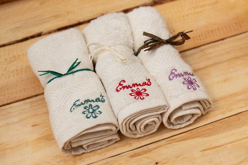 Emma's Soap - Organic Cotton Face Cloth