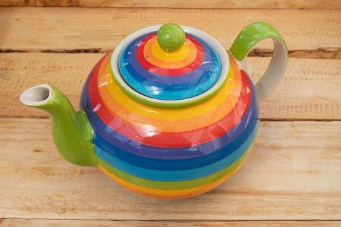 Rainbow Teapot