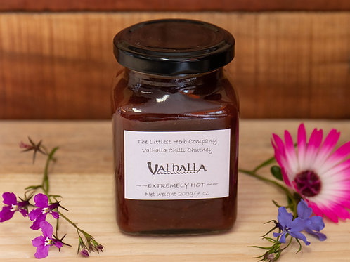 The Littlest Herb Company - Valhalla Chilli Chutney