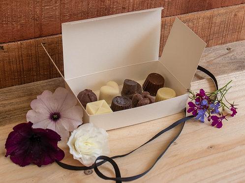 Baked By Belle (Vegan) - 8 or 16 Belgian Chocolate Truffles