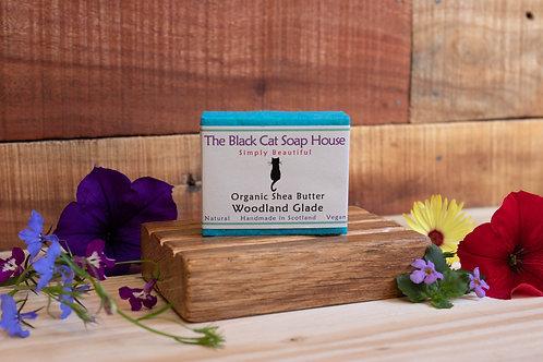 Black Cat Soap - Woodland Glade