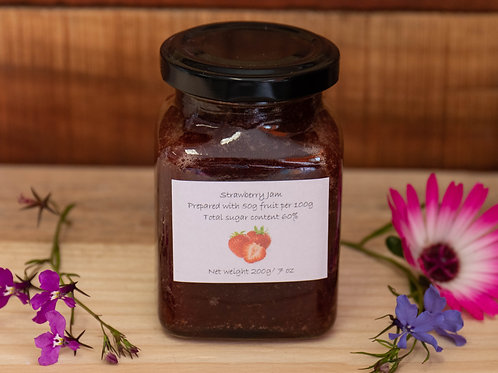 The Littlest Herb Company - Strawberry Jam