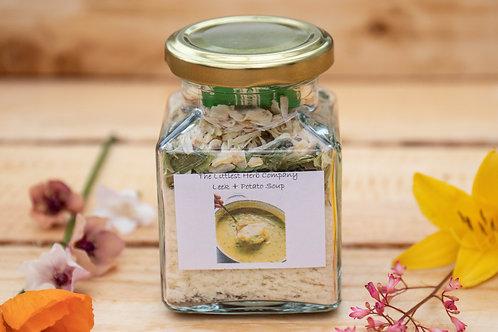 The Littlest Herb Company - Leek & Potato Soup Mix