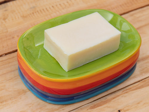 Rainbow Soap Dish