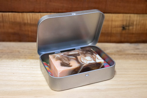Soap Travel Tin - Non Plastic Beach