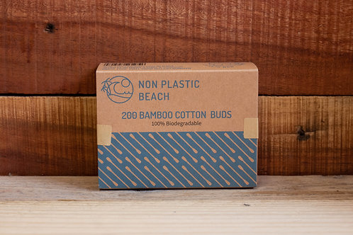 Non Plastic Beach - Bamboo Cotton Buds