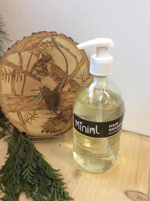 Miniml Hair Shampoo - palm oil free