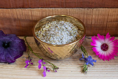 The Littlest Herb - Sea Salt Blends: Italian