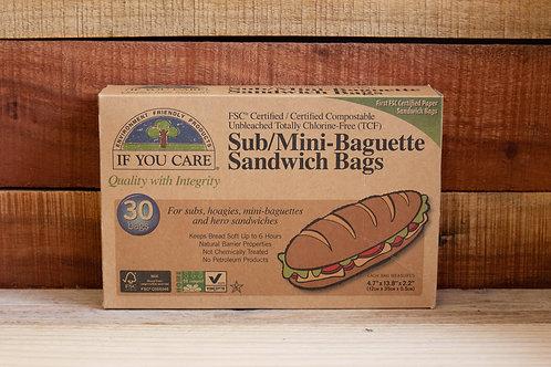 Non Plastic Beach - Sandwich Bags