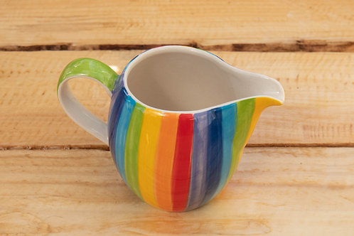Rainbow Milk Jug
