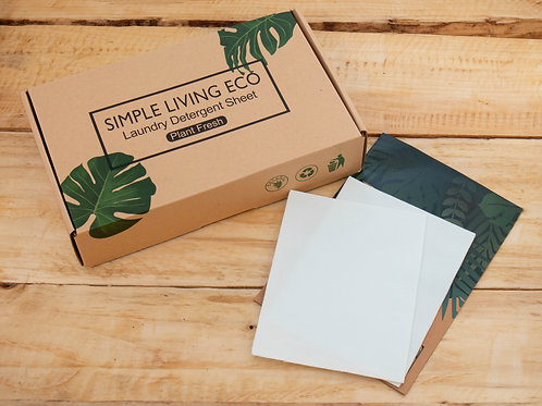 Simple Living Eco Detergent Sheets