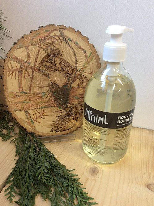 Miniml Body Wash /Bubble Bath -Palm oil free