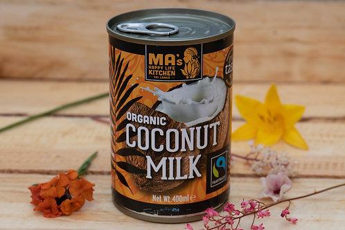 Coconut Milk - Organic - Fair Trade
